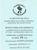 Elsősegély Állatvédő Alapítvány Szentendre