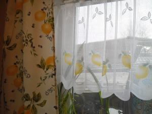 függönyvarrás székesfehérvár: virágos fügönyök
