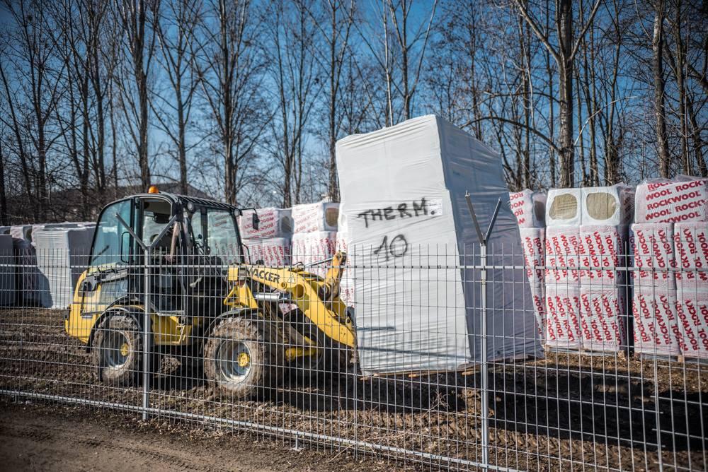 Kaposvár építőanyag szállítás