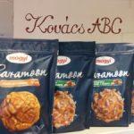 Ha lehet, magyar vállallkozók termékeit áruljuk (ezen a képen Mogyi)