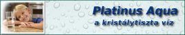 Platinus Aqua Kft. víztisztító