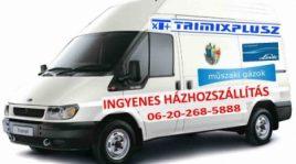 Trimixplusz Kft. műszaki gáz