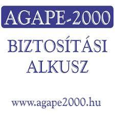 Veszprém - biztosító - Agape-2000