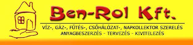 Ben-Rol Kft. víz-gáz-központifűtés-szerelés Kaposvár