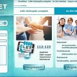 Az Élet alapítvány akadálymentes honlapja