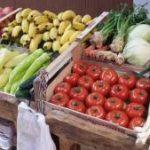 Friss zöldségek a látványpékségben