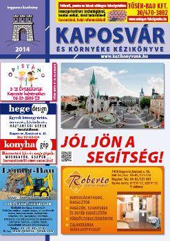 Kaposvár és környéke kézikönyve 2015