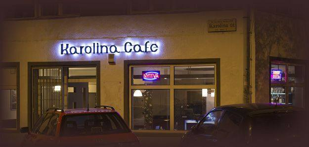 Karolina Café XI.