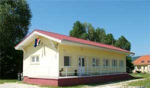 Okmányiroda épülete Pilisvörösváron