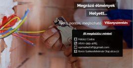Optimal Market Kft. Székesfehérvár villanyszerelés