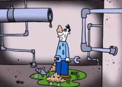 Vízvezetékszerelés, vízvezetékszerelő